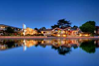 Monterey Bay Lodge - Monterey Bay Lodge across from Lake El Estero